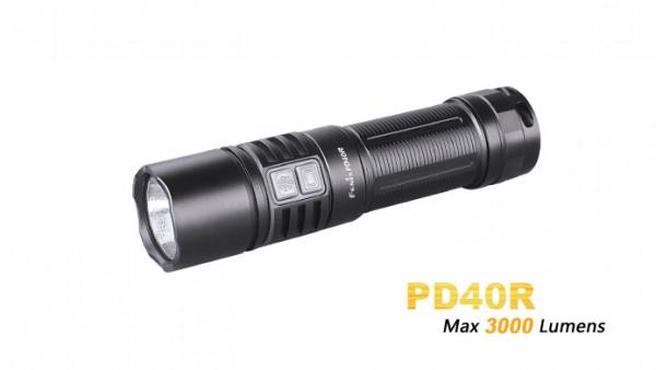 Fenix PD40R Cree XHP70 LED