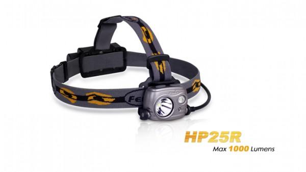Fenix HP25R LED Stirnlampe