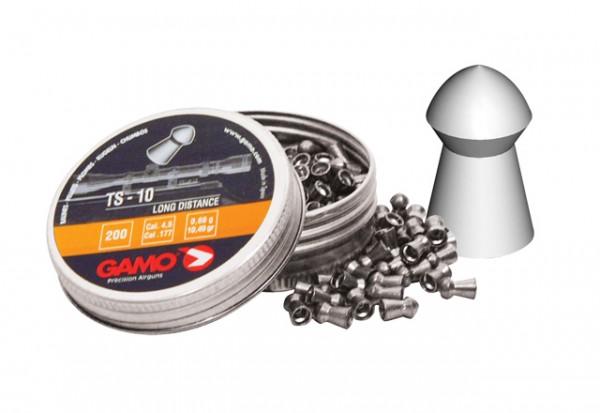 Gamo Diabolo TS 10 4,5 mm Rundkopf glatt