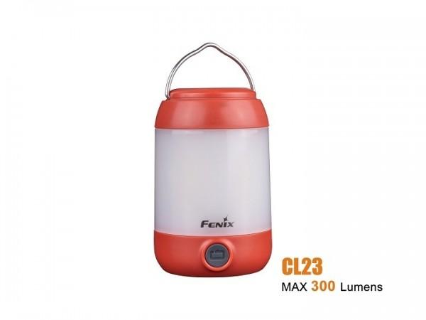 Fenix CL23 LED Campingleuchte Rot