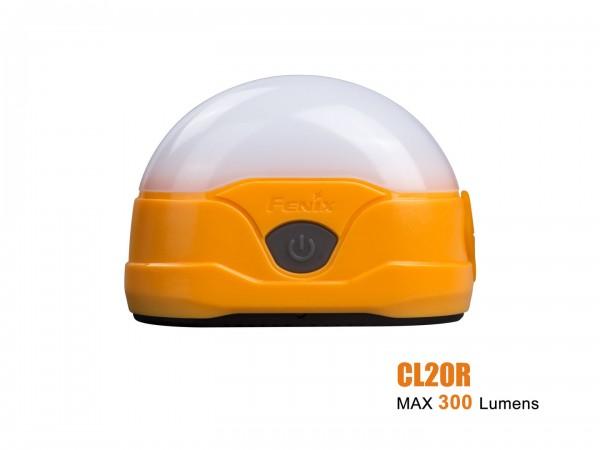 Fenix CL20R LED Campingleuchte Orange