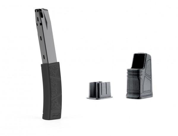 Walther Magazin 33 Schuss + Ladehilfe für Walther PPQ und P99