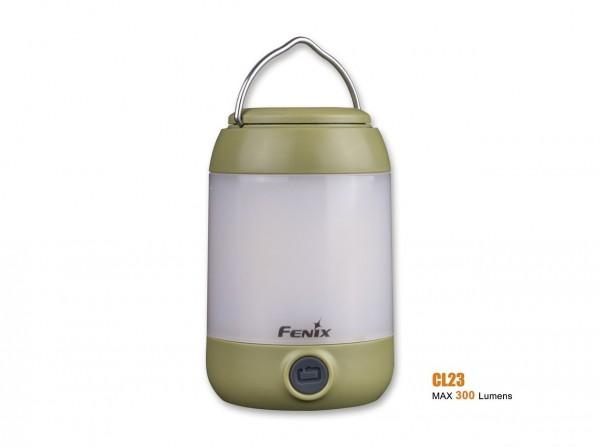 Fenix CL23 LED Campingleuchte Grün